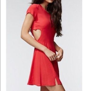 Kendall & Kylie Dresses - 💝 Kendall & Kylie Fit & Flare Cutout Dress
